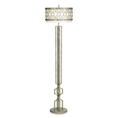 Kathy Ireland Home City Circles Floor Lamp