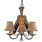 Pacific Coast Lighting®  Old River Canoe Chandelier