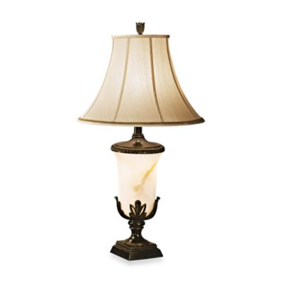 Kathy Ireland Home Garden Blossom Table Lamp