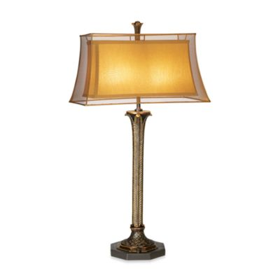 Kathy Ireland Home Palace Retreat Table Lamp