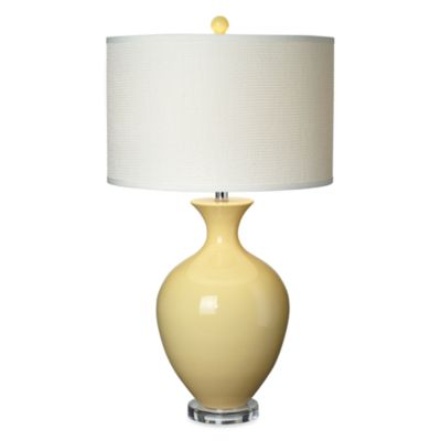 Pacific Coast Lighting® Hanford Straw Table Lamp