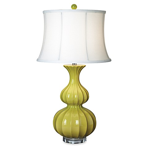 Pacific Coast Lighting®  Avenal Sweet Pea Table Lamp