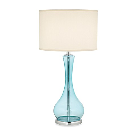 Pacific Coast Lighting®  The Blue Martini Table Lamp