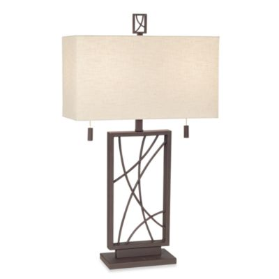 Pacific Coast Lighting® Crossroads Table Lamp