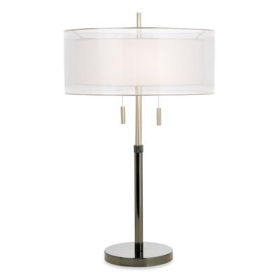 Pacific Coast Lighting® Seeri 2-Light Table Lamp