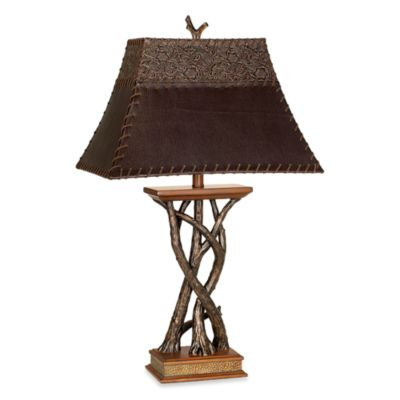 Pacific Coast Lighting® Montana Reflections Table Lamp