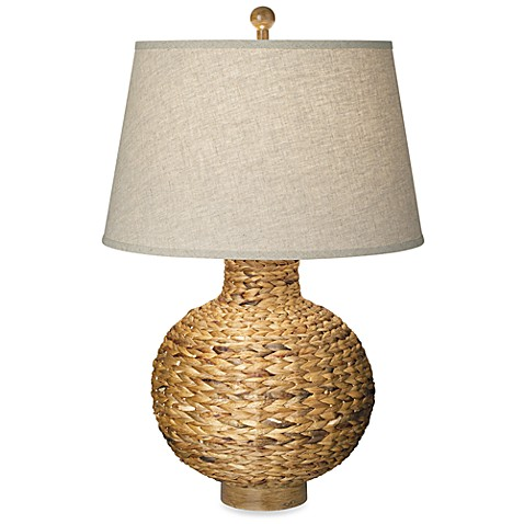 Buy Pacific Coast Lighting 174 Seagrass Bay Round Table Lamp