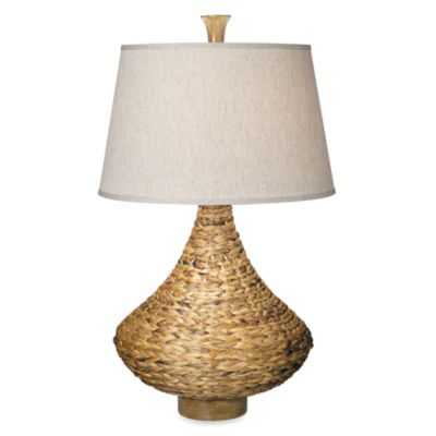 Pacific Coast Lighting® Seagrass Bay Table Lamp