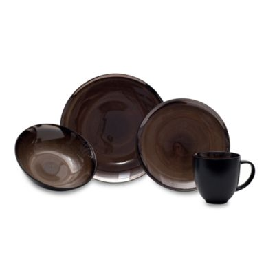 Baum Sandstorm 16-Piece Dinnerware Set