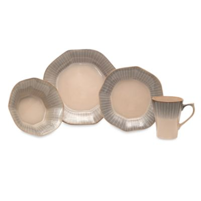 Baum Neoboroqe 16-Piece Dinnerware Set