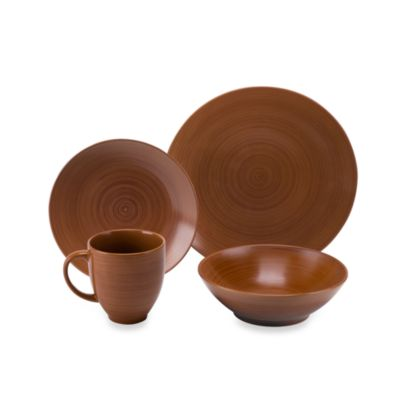 Pfaltzgraff® Avant Rust 16-Piece Dinnerware Set