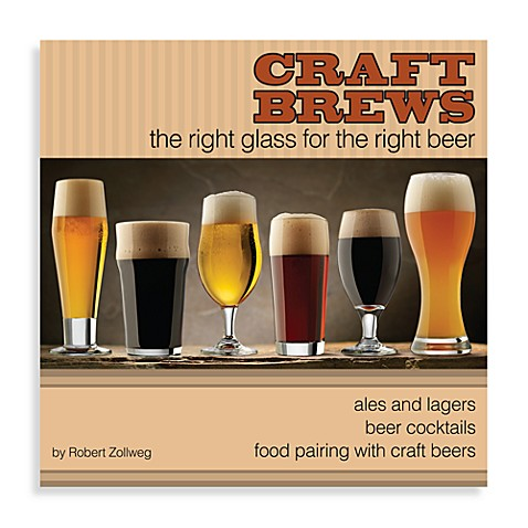 Craft Brews: The Right Glass for the Right Beer