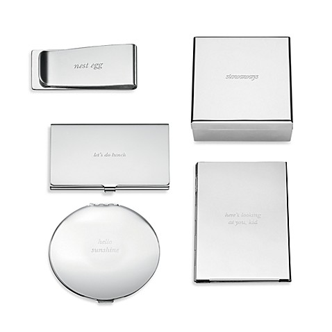 kate spade new york Silver Street Giftware