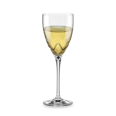 Lenox® Venetian Lace Signature Wine Glass in Crystal