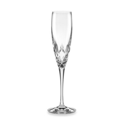 Lenox® Venetian Lace Signature Toasting Flute in Crystal