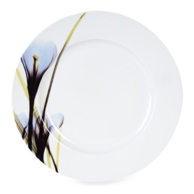 "Fitz and Floyd® Everyday White® Crocus 10 1/2"" Dinner Plate"