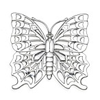 Arthur Court Designs Butterfly Trivet