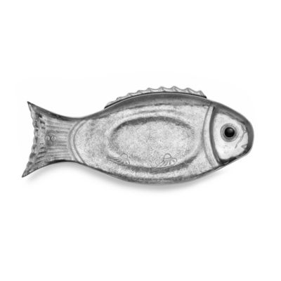 Arthur Court Designs Sealife Oblong Fish Platter
