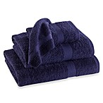 Simply Soft Washcloth in Navy