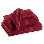 Simply Soft Hand Towel in Burgundy