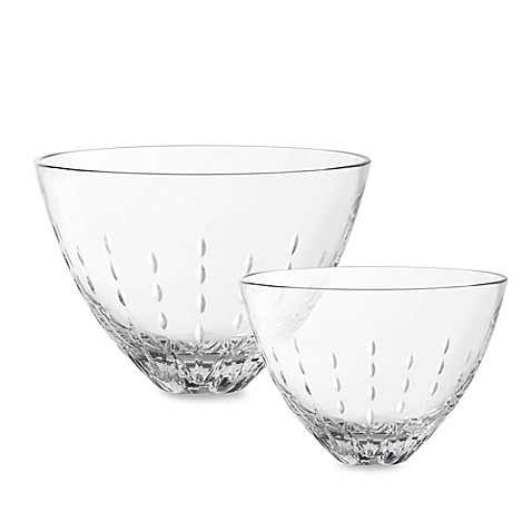 Monique Lhuillier Waterford® Modern Love Crystal Bowls