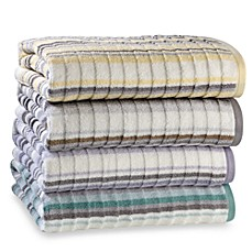 DKNY City Lights Bath Towels, 100% Cotton
