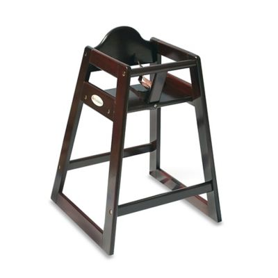Foundations® Classic Wood™ Hardwood High Chair in Antique Cherry