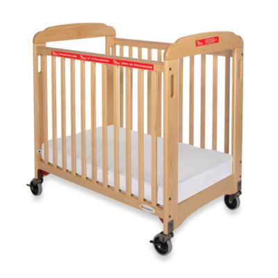 Foundations® First Responder™ Evacuation Crib in Natural