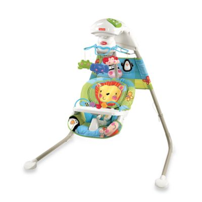 Fisher-Price® Discover' n' Grow™ Cradle 'n Swing