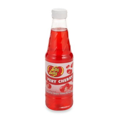 Cherry Red Flavored Syrup