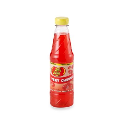 Jelly Belly™ 16-Ounce Flavored Syrup in Sugar Free Very Cherry