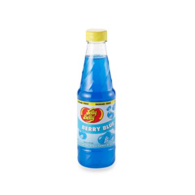 Jelly Belly™ 16-Ounce Flavored Syrup in Sugar Free Berry Blue