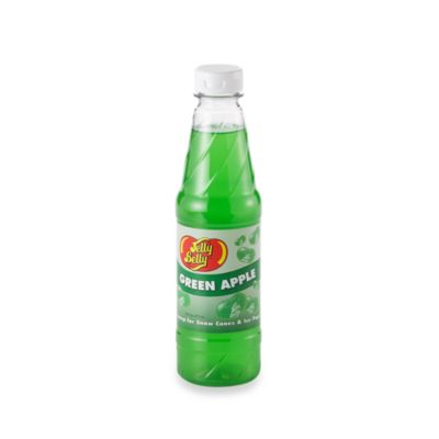 Jelly Belly™ 16-Ounce Flavored Syrup in Green Apple