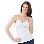 Bravado Designs Essential Nursing Tank in White