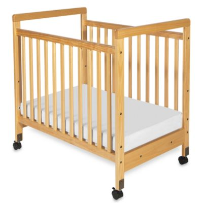 Natural Clearview Crib