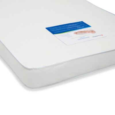 Foundations® Professional Series™ 4-Inch Compact-Size Crib Mattress