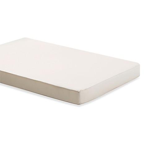 foundations 174 duraloft 3 inch size crib mattress buybuy baby