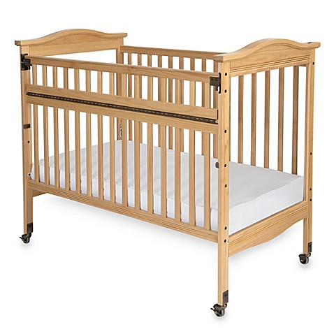 Foundations® Biltmore™ Full-Size SafeReach™ Clearview Crib