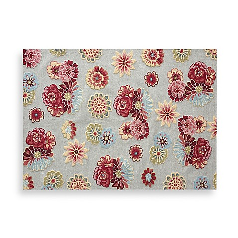 Buy Loloi Rugs Juliana Collection Handcrafted Floral Rug