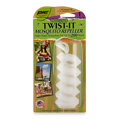 Twist-It Citronella Mosquito Repeller