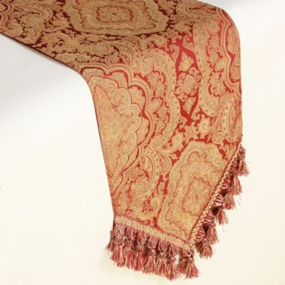 Opulence Jacquard Table Runner