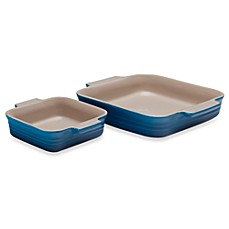Le Creuset® 2-Piece Square Baking Dish Set - Marseille