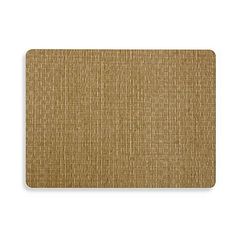 Shaker Earth Laminated Placemat