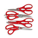 Philippe Richard® Stainless Steel Shears (Set of 4)