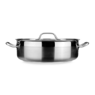 BergHOFF® Hotel Line 17-Quart Covered Braiser