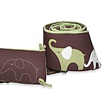 Carter's® Green Elephant Bumper