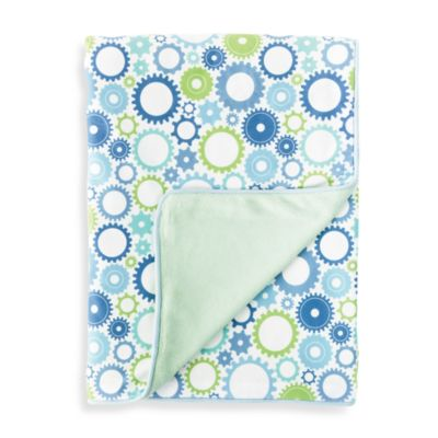 SKIP*HOP® Moving Gears Nursery Blanket