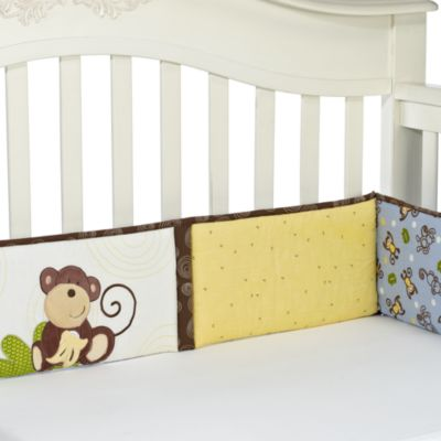 CoCaLo® Monkey Time Bumper