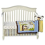 CoCalo™ Monkey Time 4-Piece Crib Bedding Set