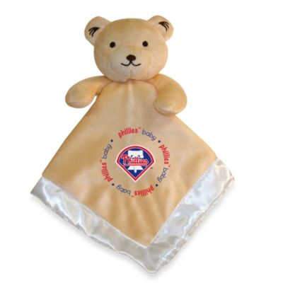 Baby Fanatic® MLB® Security Bear Blanket in Philadelphia Phillies